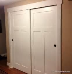 How To Make Sliding Closet Doors Big Closet Doors Home Design