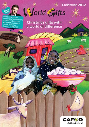 world gifts from cafod cake sale in loreto cafod blog
