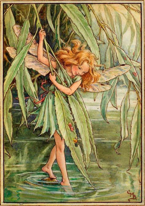 fairies a guide to the celtic fair folk books the willow flower fairies