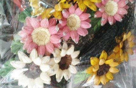Tusuk Rambut Besar Isi 5 dona handmade jepitan bunga jepun
