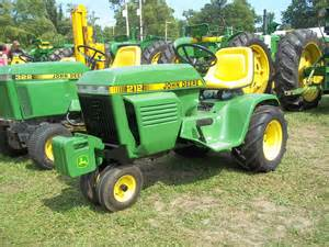 tricycle 214 garden tractor deere