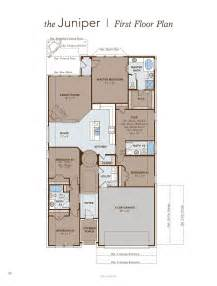 Juniper Floor Plan by Gehan Homes Devonshire Juniper 1326741 Forney Tx New