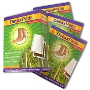 Bodypure Detox Foot Patches by Home Made Foot Detox