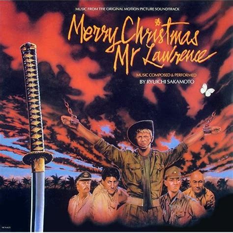 original motion picture soundtrack merry christmas  lawrence furyo ryuichi sakamoto mp