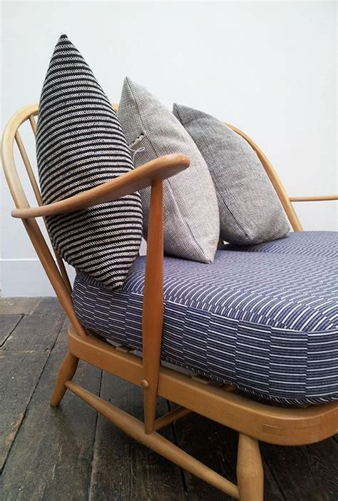 Ercol Upholstery by Eleanor Pritchard Upholstered Ercol Chair I Want To Sit
