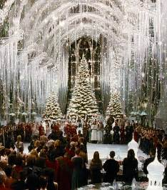 harry potter fans can enjoy christmas dinner in the great