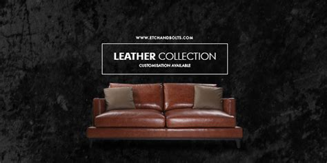 How To Care For Leather Couches by How To Care For Your Leather Sofa Etch Bolts