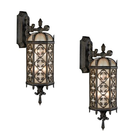 17 traditional wall mounted outdoor lighting decoration