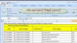 membuat judul tabel di html cara membuat hyperlink dan menyembunyikan sheet pada ms