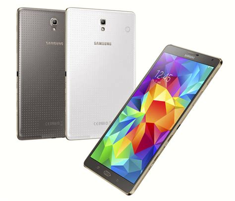 Samsung Galaxy Tab S 8 4 By samsung galaxy tab s 8 4 4g android tablet is easy to