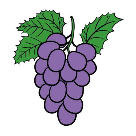 Clipart Uva Grapes Clipart Gif Collection
