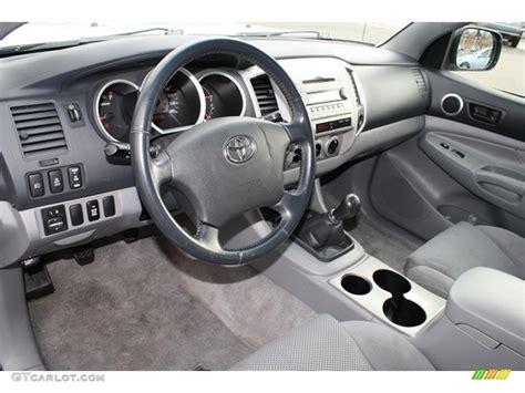 2005 Tacoma Interior by Graphite Gray Interior 2005 Toyota Tacoma V6 Access Cab