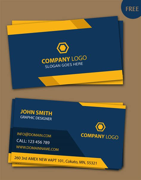 business card painting template psd business card psd templates