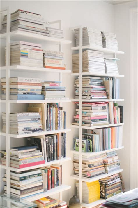 7 stylish ways to showcase your books huffpost