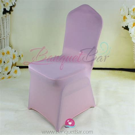 light pink chair bows spandex cocktail table covers stretch chair covers for