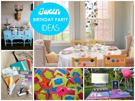 party themes tweens tween party ideas great party ideas for tween girls