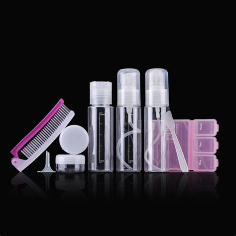 Cosmetic Travel Bottle buy travel cosmetic makeup empty spray bottles suit