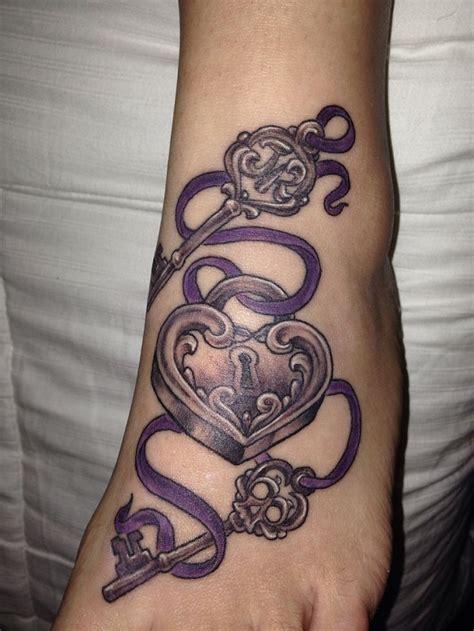tattooed heart instrumental lower key 35 meaningful lock and keys tattoos key tattoo designs