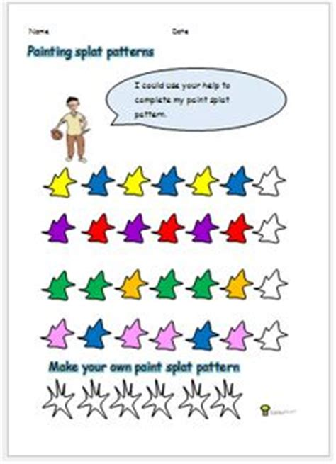 pattern making activities ks1 life cycle of a frog worksheet activity teach spawn