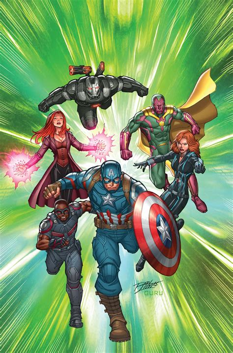 marvel s infinity war prelude marvel comics solicitations for april 2016 ign