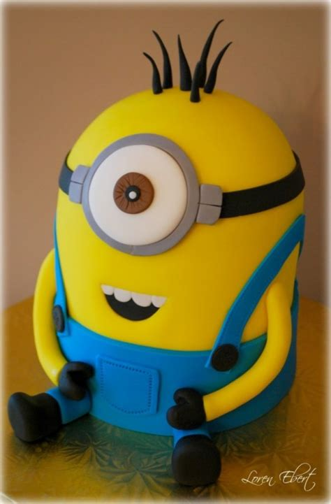 minion template for cake how to make a minion cake despicable me is a great