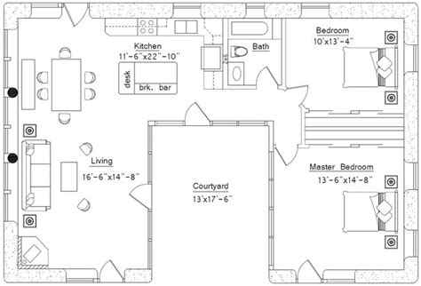 U Shaped Ranch House Plans by U Shaped Ranch House House Plans Name U Shaped House