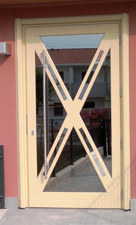 porte d ingresso in vetro porte d ingresso in legno massello e vetro simeonato