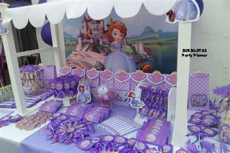 Princess Sofia Decorations by Princess Sofia Birthday Ideas Photo 14 Of 15