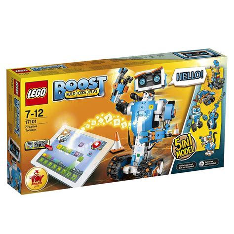 Lego Toolbox Lego Accessories lego boost sets 17101 creative toolbox new