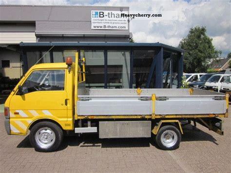 mazda e2200 truck mazda e2200 d trucks dual tires 1999 tipper truck photo