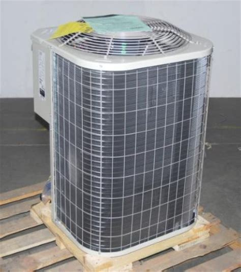 3 ton ac unit capacitor payne 3 ton 13 seer air conditioner a c unit condenser pa13na036 ebay
