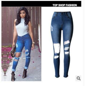 Shorto Top Slim Fitting Diskon discount ripped for elastic waist