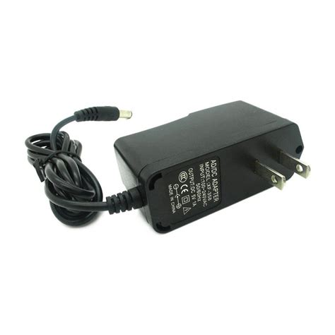Adaptor Dc 5v us 5v 1a ac dc power adapter with cable