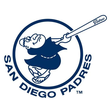 padres swinging friar padres new 2012 logos uniforms a photo collection