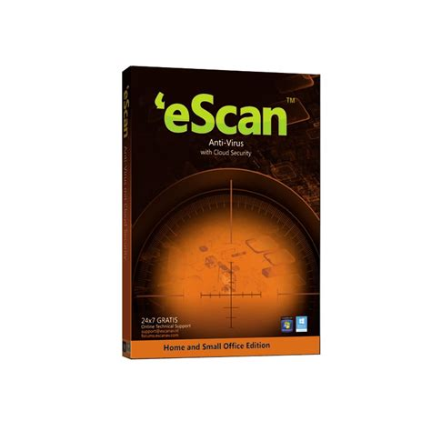 Anti Virus Escan Escan Anti Virus Smb 1 Year