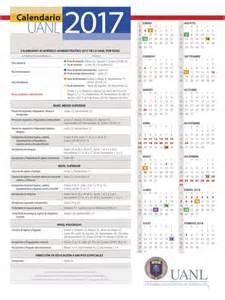 Calendario 2018 Uanl Calendario Uanl 2017