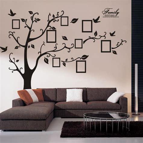 memory tree photo wall sticker living room home decoration
