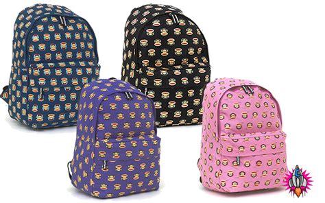 Tas Ransel Anak Paul Frank Kuning paul frank julius monkey boys backpack rucksack