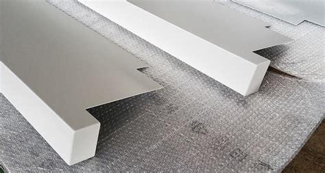 davanzale in alluminio davanzali in alluminio alusill referenze