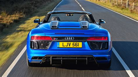 Top Gear Audi R8 by 2017 Audi R8 Spyder Review Top Gear