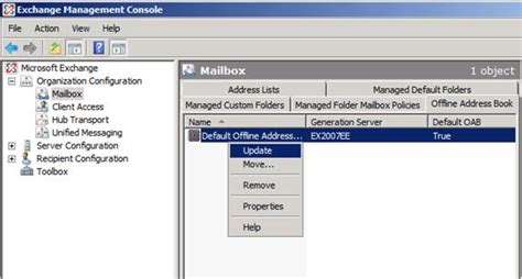 update global address list with pictures how to update global address list in exchange 2013