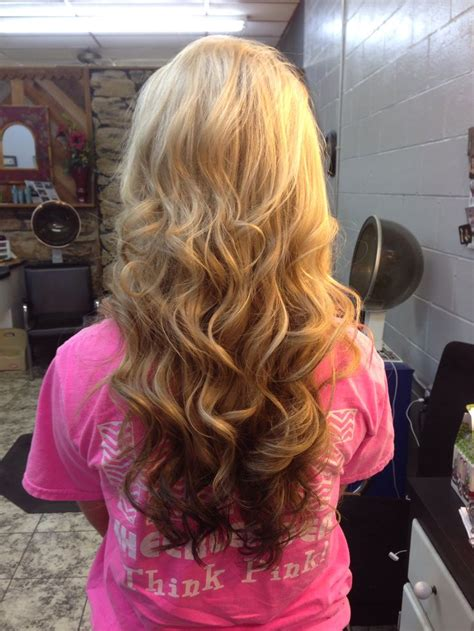 reverse ombre hair photos reverse ombre curls short hairstyle 2013