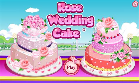 Hochzeitstorte Gamer by Jogo Do Bolo De Casamento Apps Para Android No Play