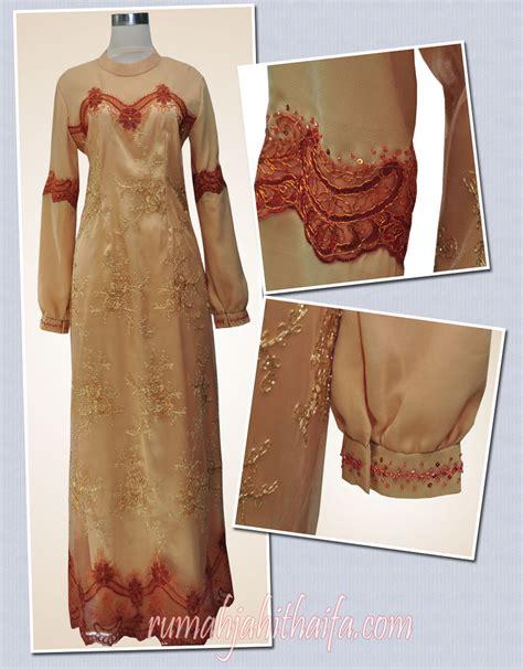 Gamis Pesta Nikahan baju gamis untuk nikahan