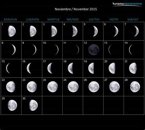 Calendario Lunar Noviembre 2015 Calendario Lunar 2015 Horario Gmt Calendario 2015 2017