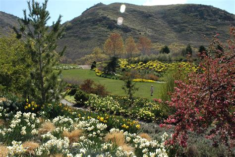Salt Lake City Botanical Garden Butte Garden March Events Gardening Classes Classes Exhibits A Lecture And
