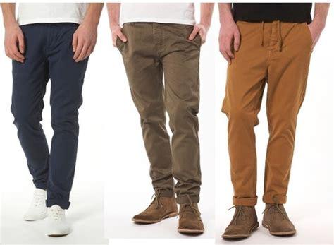 Celana Slimfit Pria Biru Nevy 1 fashion untuk indonesia