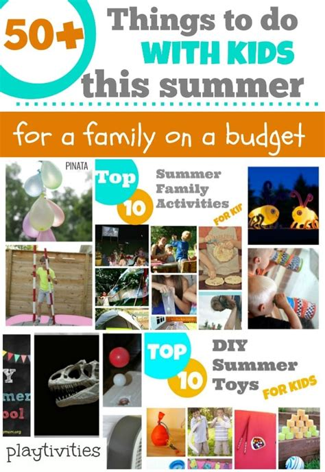 most popular things for kids things to do with kids for a family on a budget
