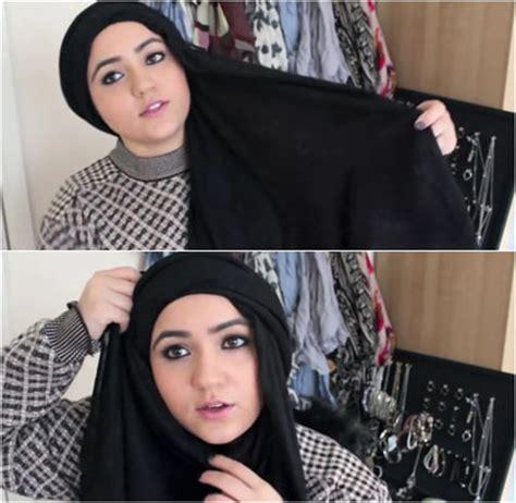 tutorial hijab wisuda untuk pipi chubby tutorial hijab agar pipi chubby jadi lebih tirus