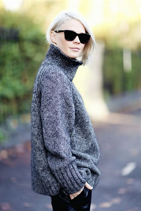 Turtle Neck Basic White M9140 how to wear turtleneck sweaters for 2018